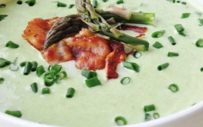 Hvasser Asparges Suppe