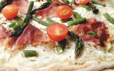 Hvasser Asparges & Pizza